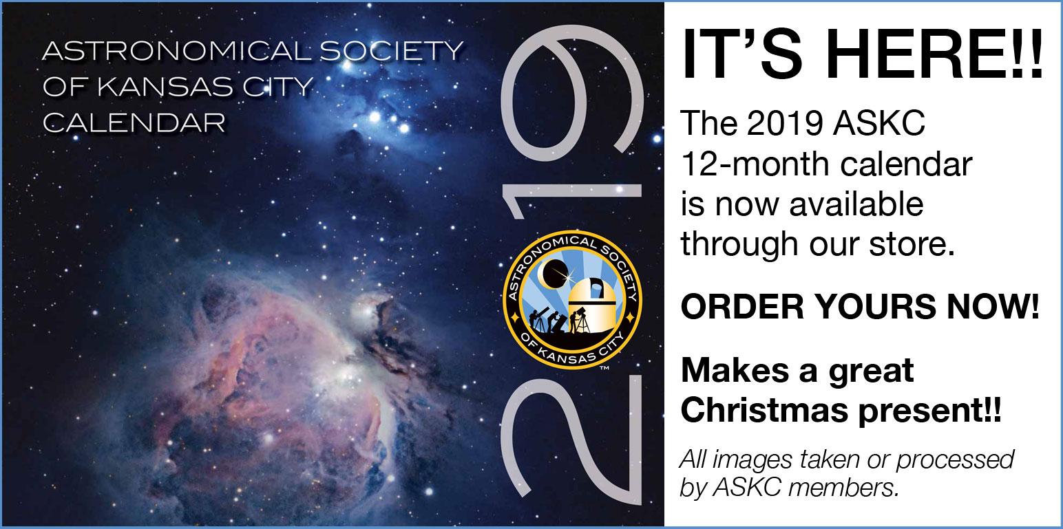 Astronomical Society of Kansas City (ASKC) - Home