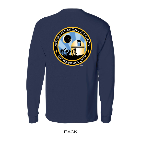 ASKC Long-Sleeve Pocket T-Shirt