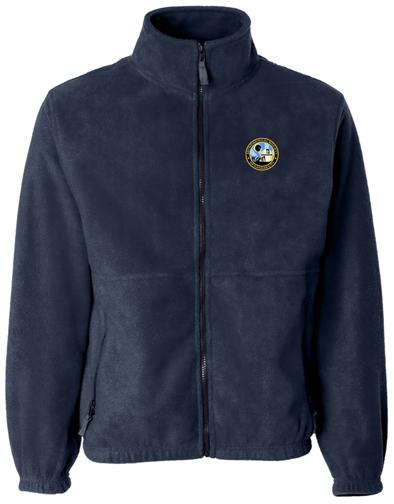 ASKC Logo Fleece Full Zip Jacket