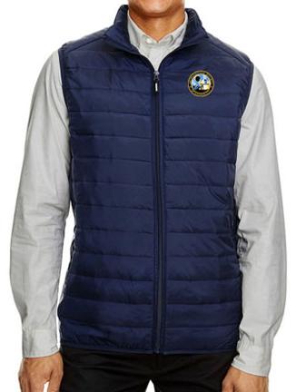 ASKC Logo Packable Puffer Vest