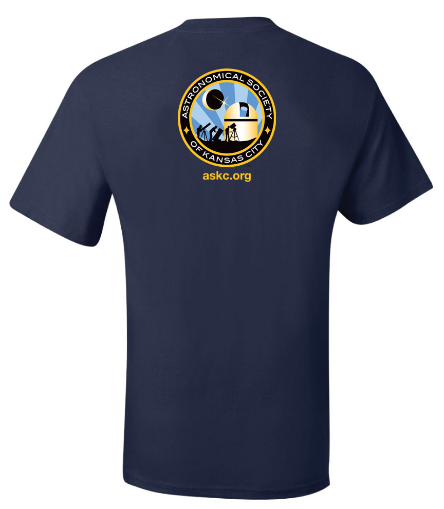 ASKC Logo Short-Sleeve Pocket T-Shirt