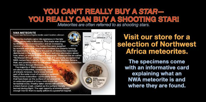 NWA Meteorites