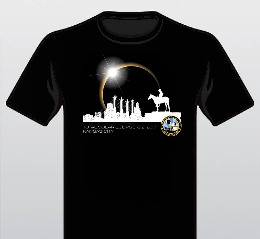 Clothing 2017 Total Solar Eclipse T Shirt